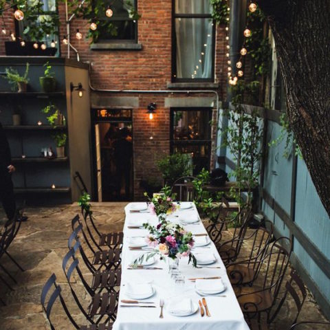private event garden