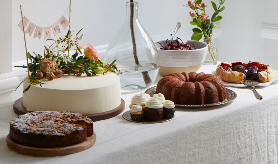 Beautiful Homemade Cakes On Order At Maison May In Fort Greene