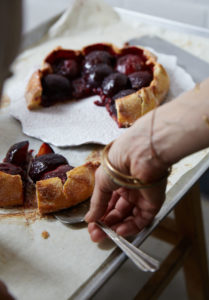 Delicious seasonal pastries at Maison May in Brooklyn