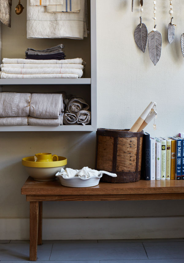 Ethical and handmade objects in the Maison May Vanderbilt shop and registry