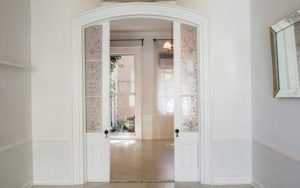 Maison May Brownstone Parlor Floor for wedding ceremonies and private events