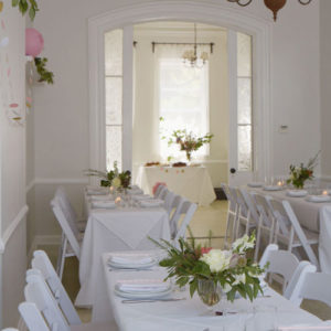 Brooklyn Brownstone ideal bridal shower venue